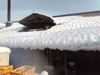 大雪その後_d0151154_22452165.jpg